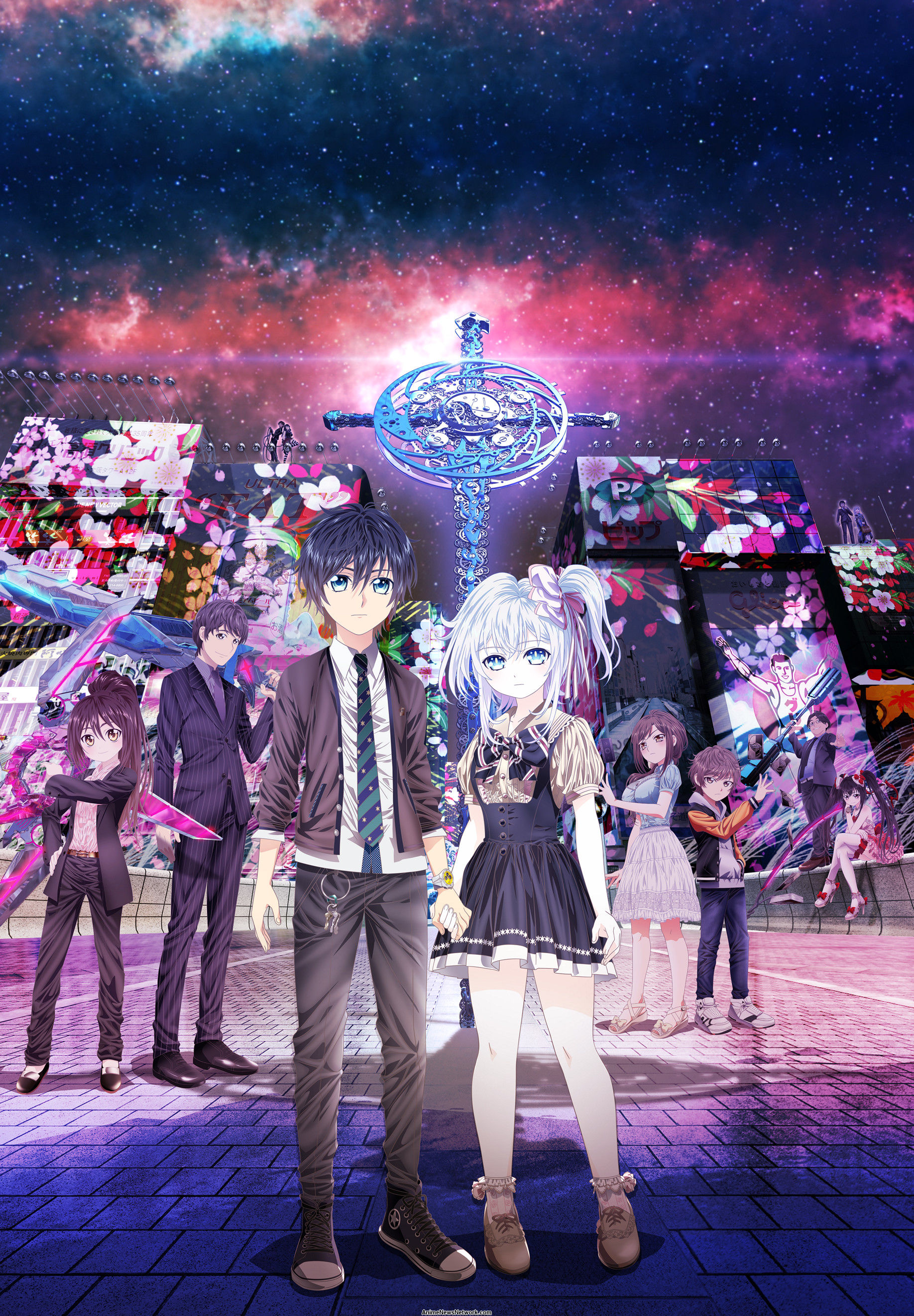 anime spotlight - hand shakers - anime news network