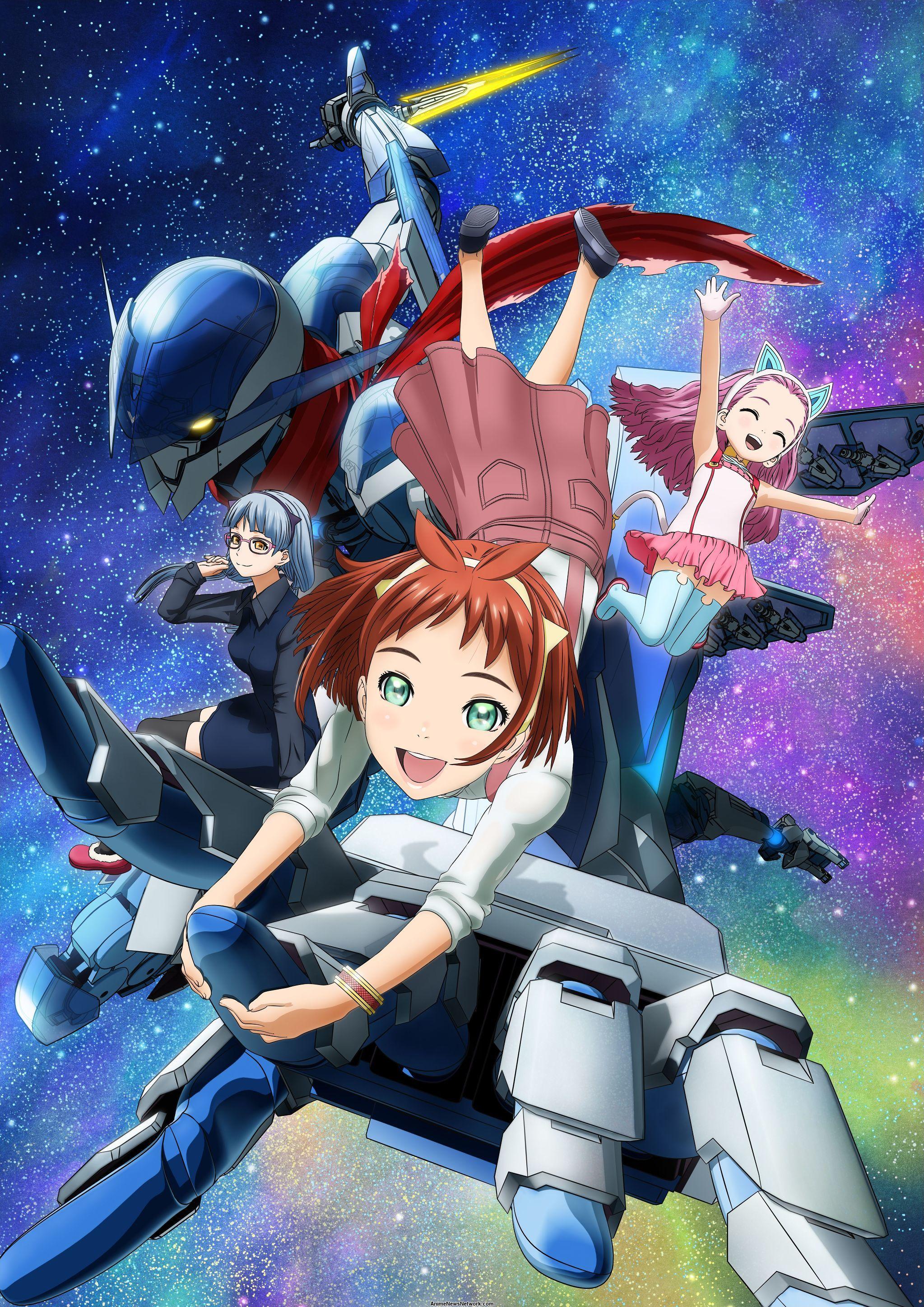 Anime Spotlight - ID-0 - Anime News Network