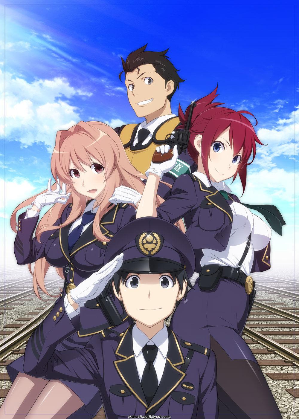 Anime Spotlight - Outbreak Company - Anime News Network