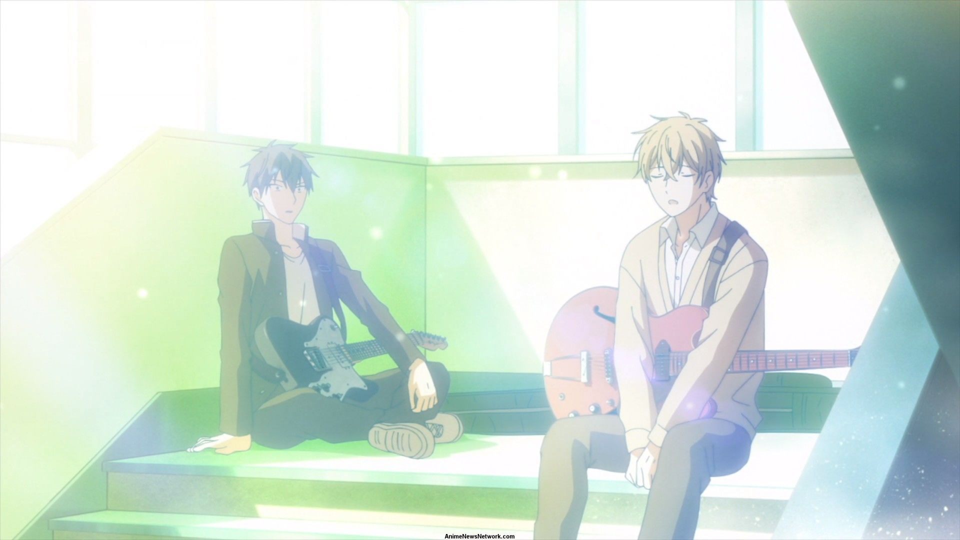 Episodes 1 2 Given Anime News Network