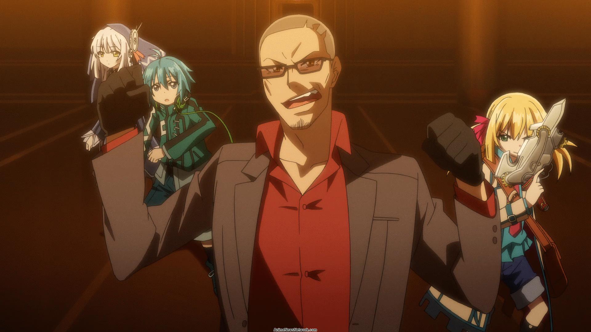Episodes 1 3 Clockwork Planet Anime News Network