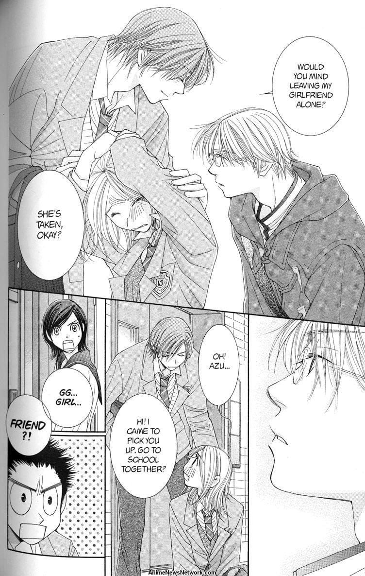 Hot porn manga