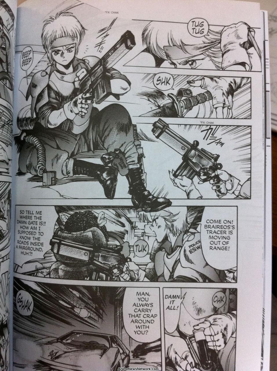 Jason Thompson S House Of 1000 Manga Appleseed Anime News Network