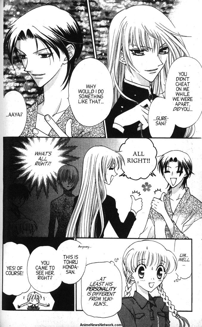 Hana Fruits Basket Porn - If you haven't read Fruits Basket, you probably haven't read any shojo  manga in the last 10 years. This is the manga that kept Tokyopop alive from  2004 to ...