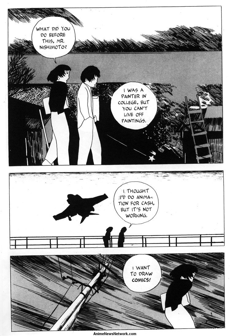 This is a manga that inspired a love song a 1972 single of the same name by folk musician morio agata this manga is a love song a story drawn in visual