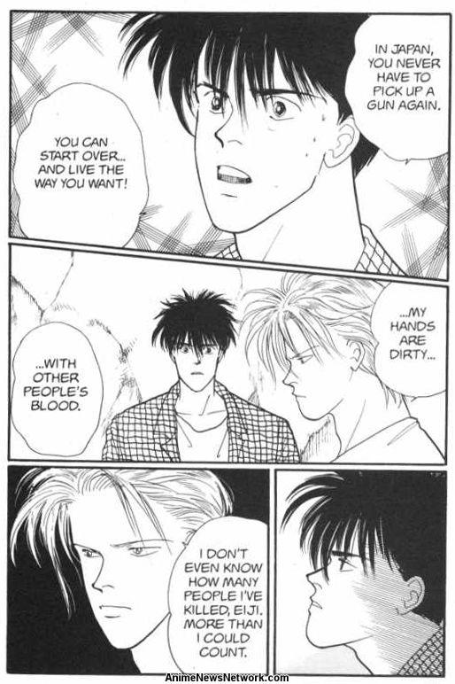 Manga homofil sex