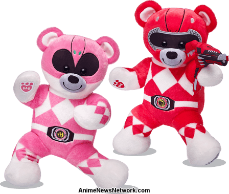 take home your own power ranger from buildabear