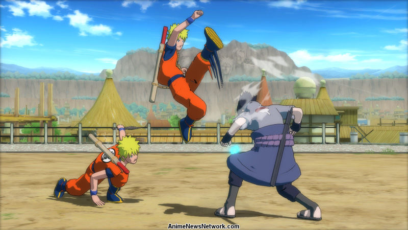 Naruto: Ultimate Ninja Storm 3's DLC Costumes Revealed