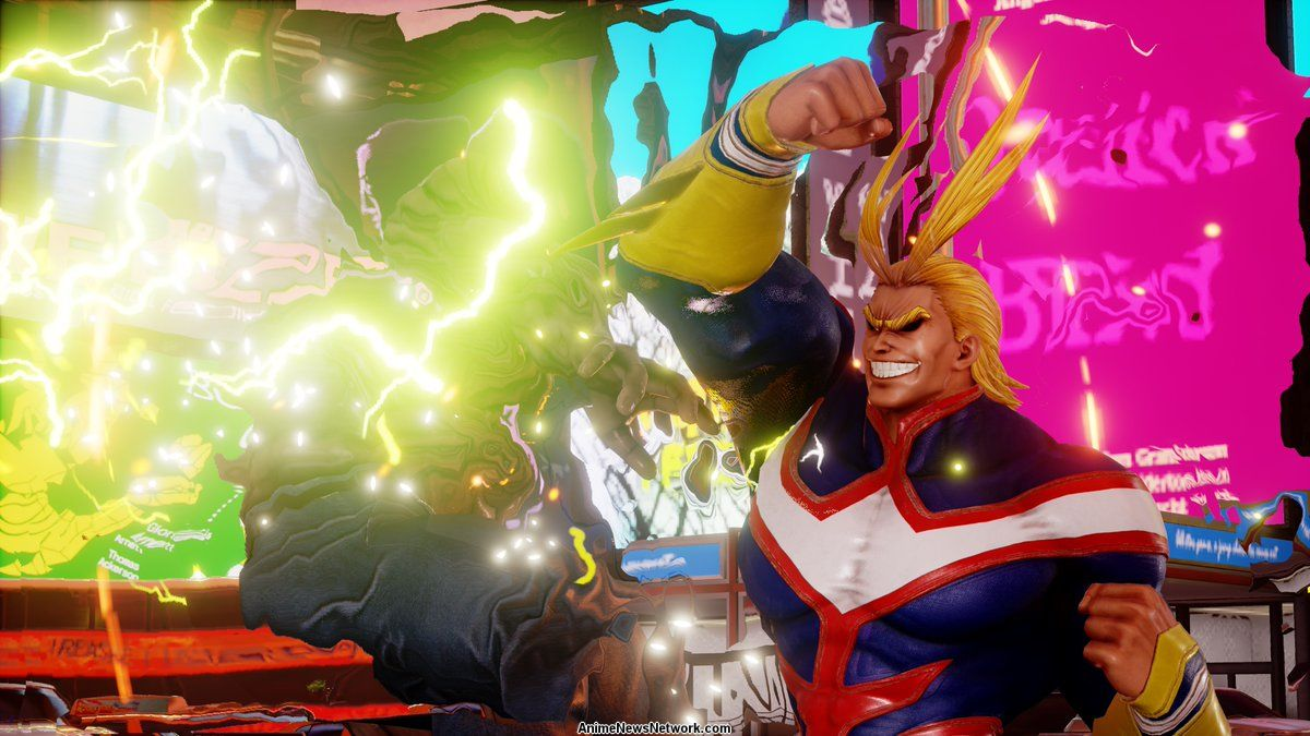 Jump Force Hadirkan DLC Kedua, All Might