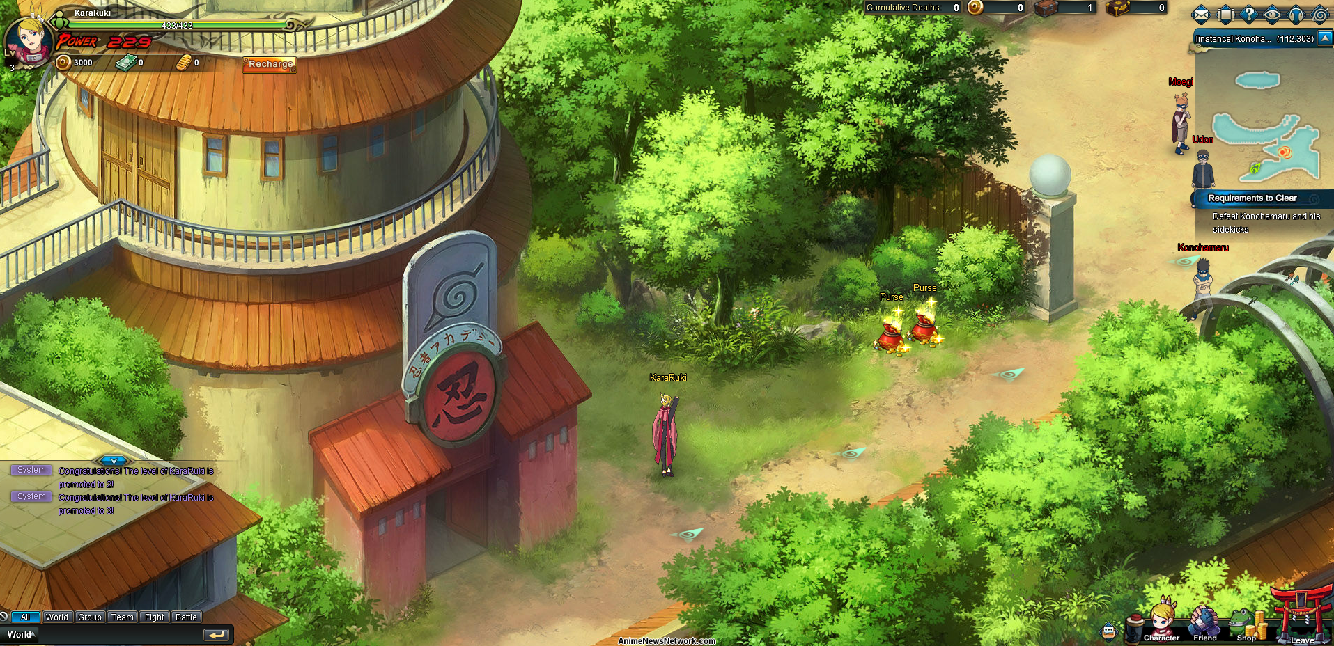 Naruto Online PC MMORPG Launches in the West on July 20 - News
