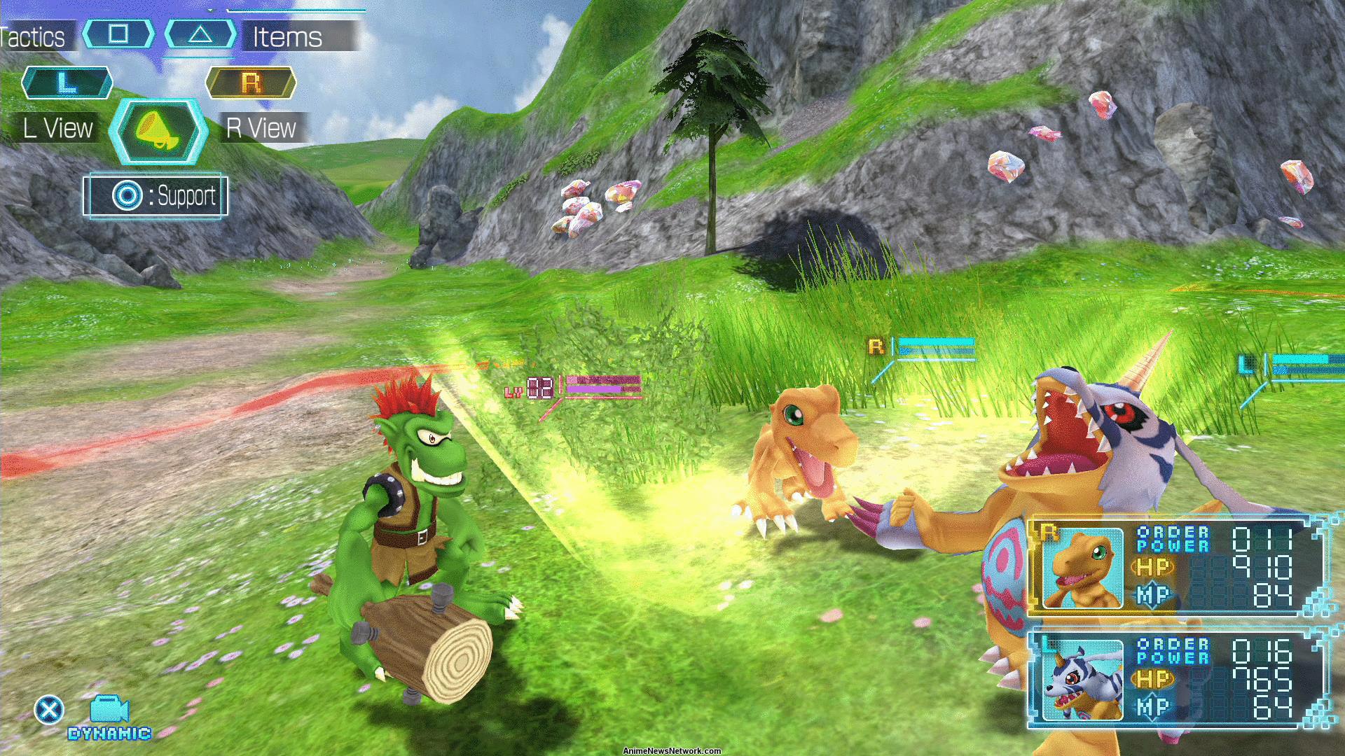 Digimon world re digitize recruitment guide | Digimon World