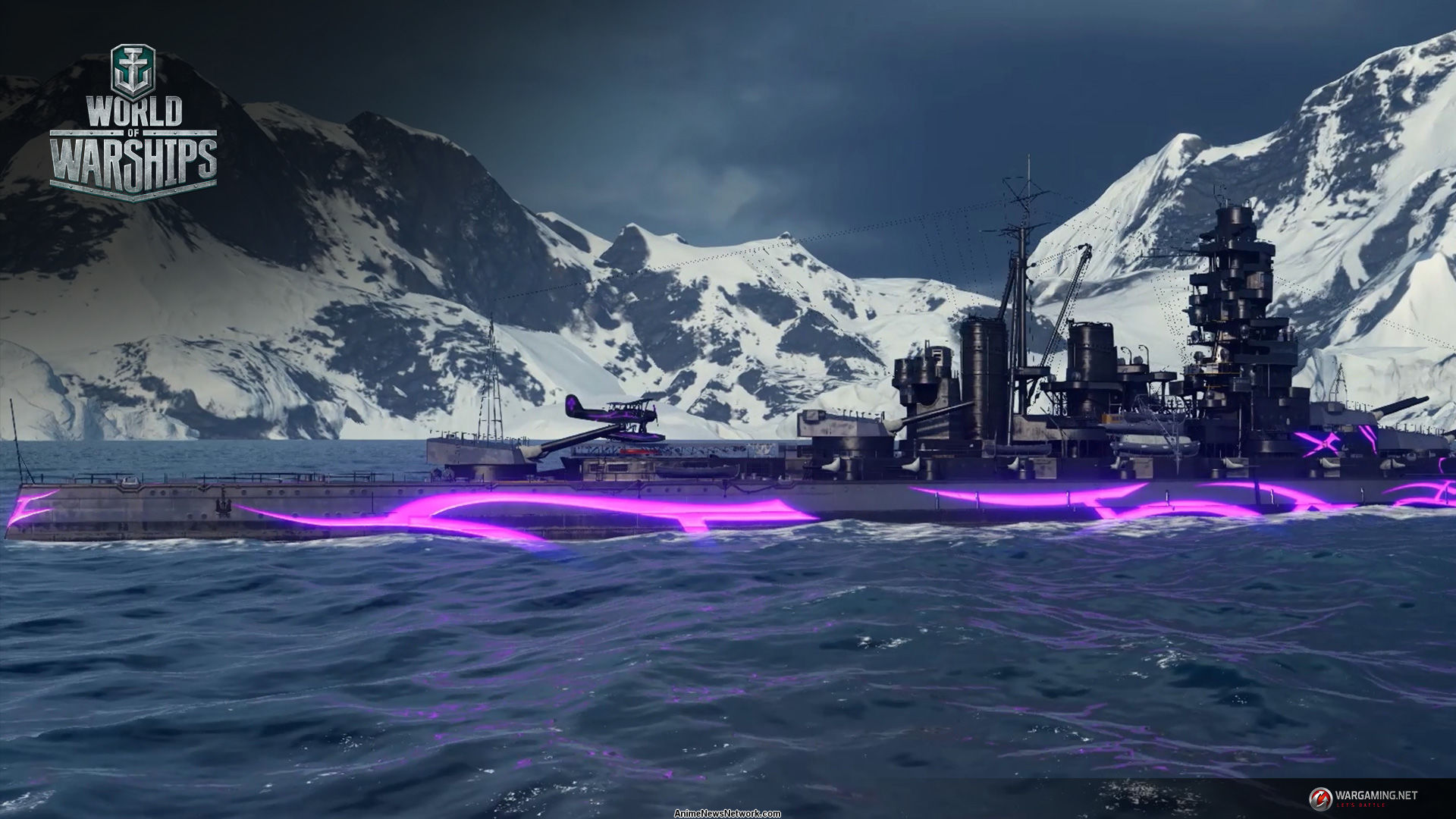 World Of Warships Arpeggio Of Blue Steel Collaboration Teased In