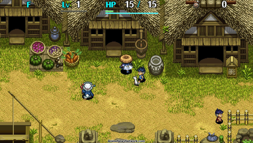Shiren the Wanderer 5 PS Vita RPG Gets N  American Release
