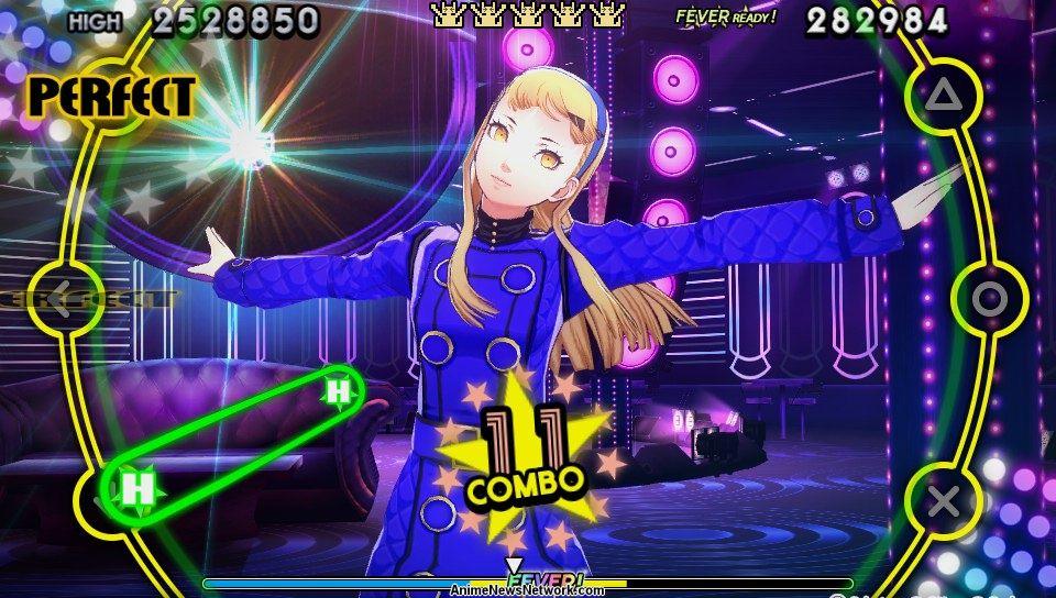 Persona 4: Dancing All Night Gets Free DLC and a Yukiko
