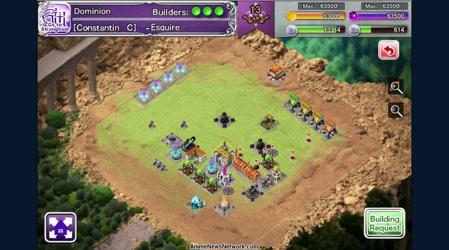 Clash Of Clans Hentai Game