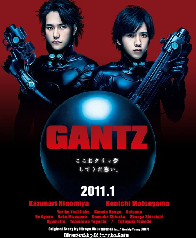 Gantz Anime Stream Deutsch
