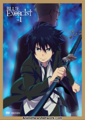 Blue Exorcist DVD 1 Review Anime News Network