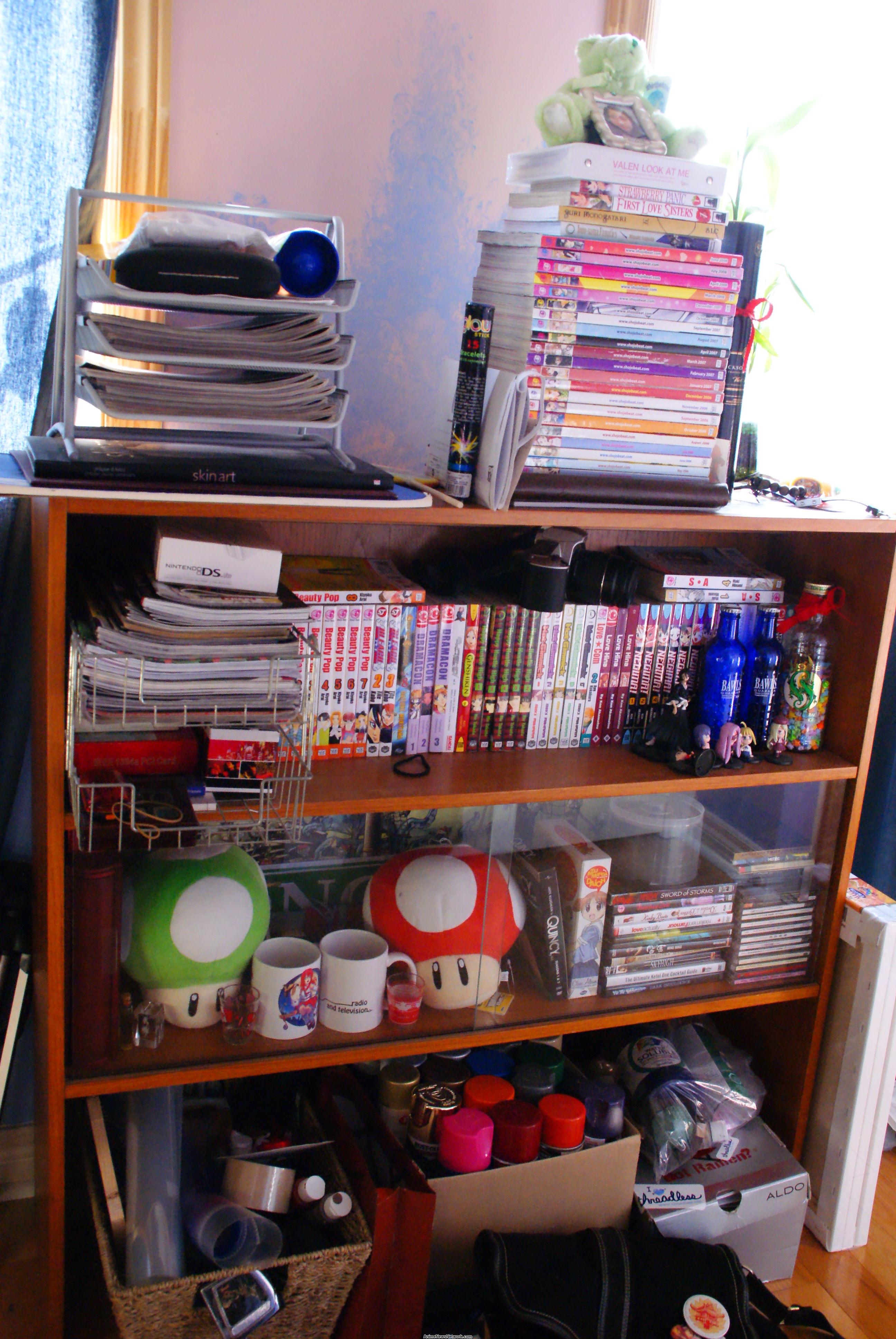Club magic shelf life anime news network for Shelf life of paint