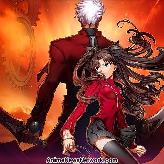Fate Stay Night Unlimited Blade Works Movie Anime News Network