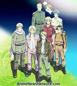 hetalia axis powers paint it white movie anime news network