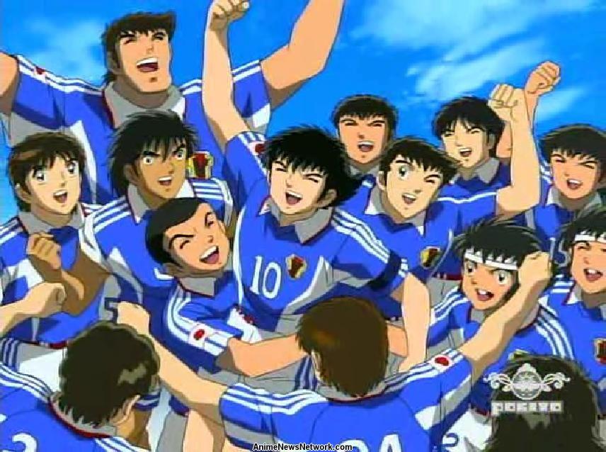 Image result for captain tsubasa vs colombia