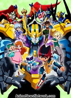 Dennō Bōkenki Webdiver (TV) - Anime News Network