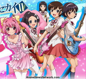 The World God Only Knows Tenri