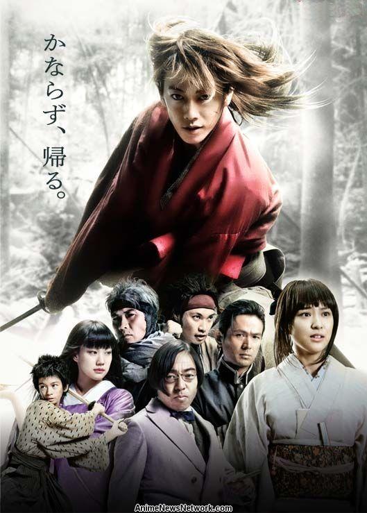rurouni kenshin movie part 1 english dub