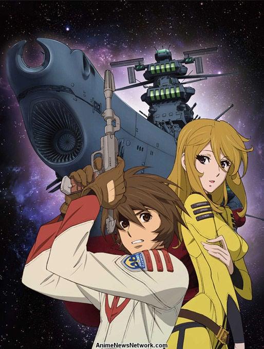 space battleship yamato 2199 episode 23 nubiles