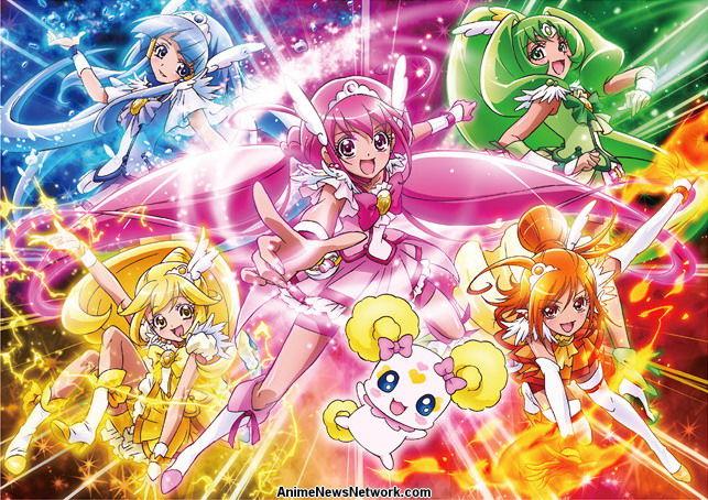 Glitter Force Tv Anime News Network