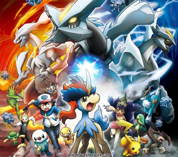 Pokemon The Movie Kyurem Vs The Sword Of Justice Anime News