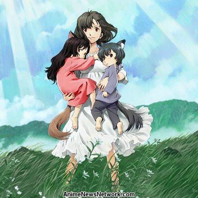 Wolfskinder Anime