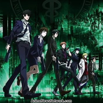 foto de Psycho-Pass (TV) - Anime News Network
