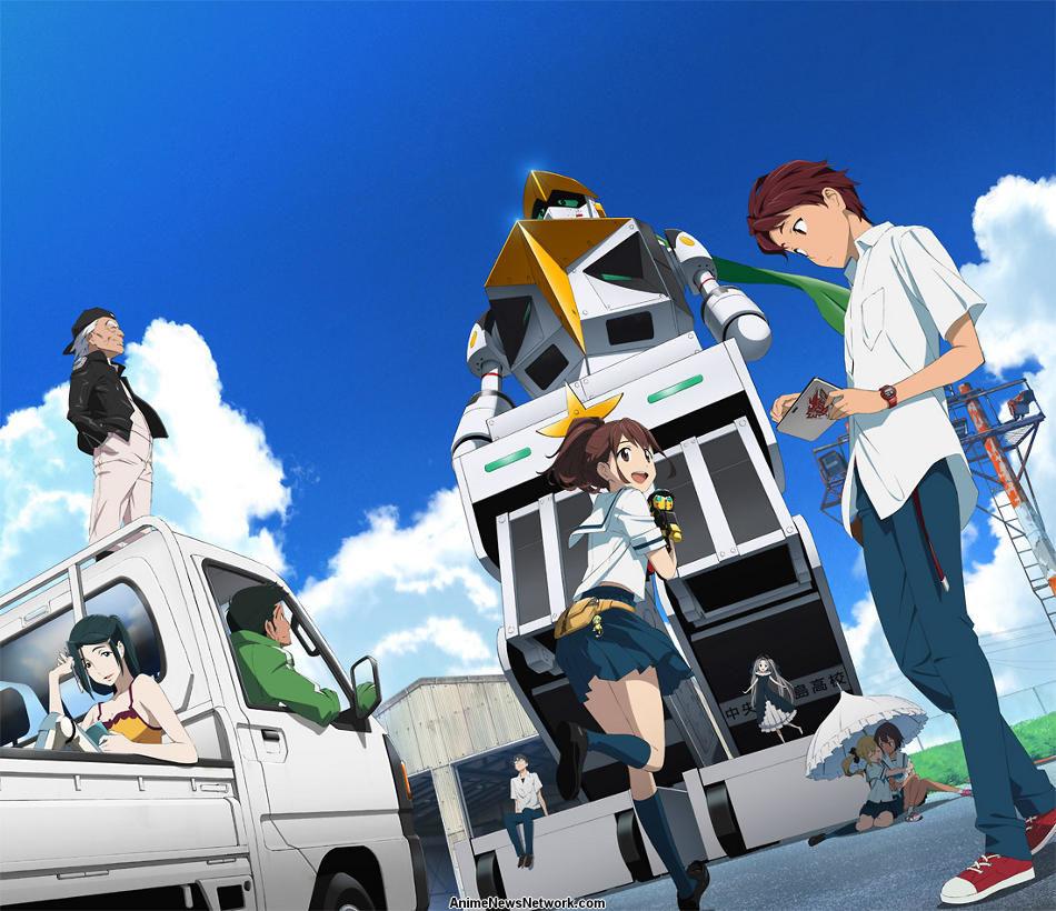 Robotics Notes Tv Anime News Network