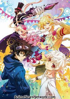 a84a43d20bbaf7 Karneval (TV) - Anime News Network