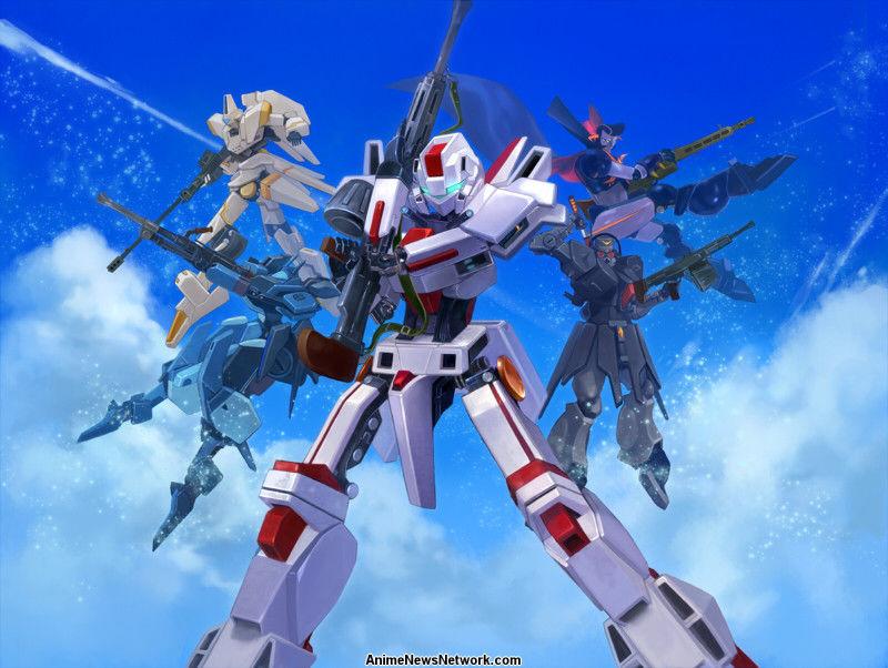 straight title robot anime tv anime news network