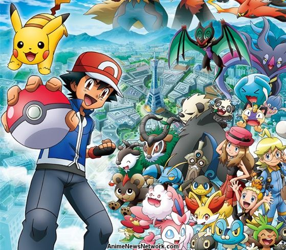 pokémon xy tv anime news network