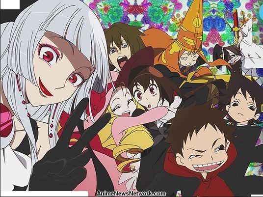 Kyousougiga Tv Anime News Network