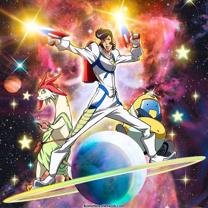 space dandy vf