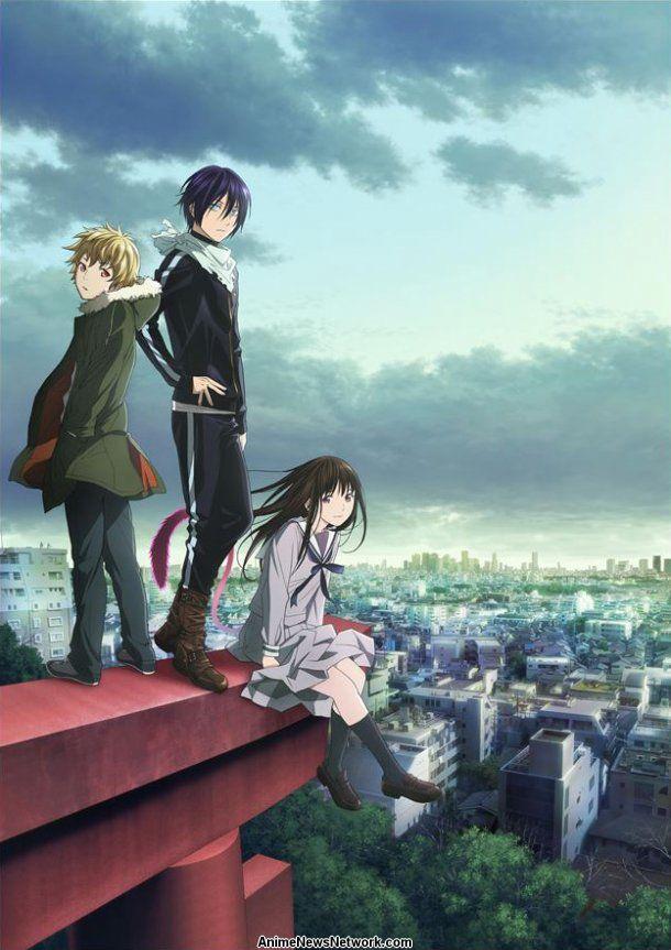 Noragami Tv Anime News Network