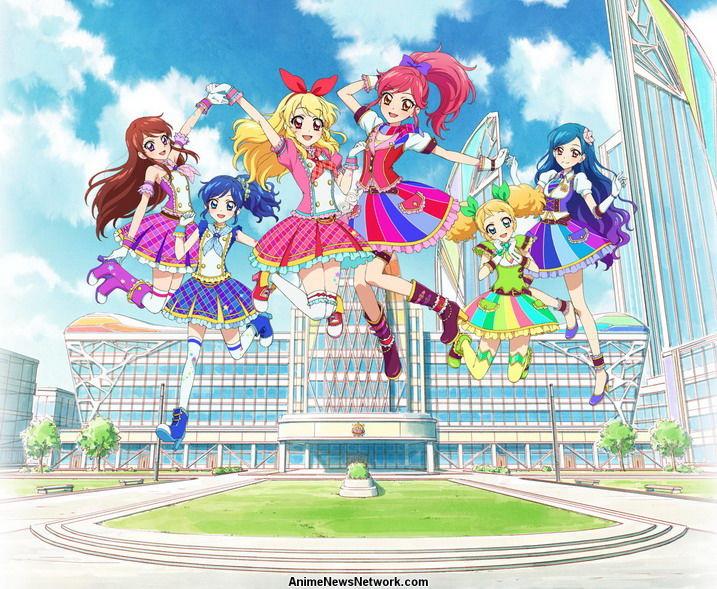 Aikatsu Tv 2 Anime News Network