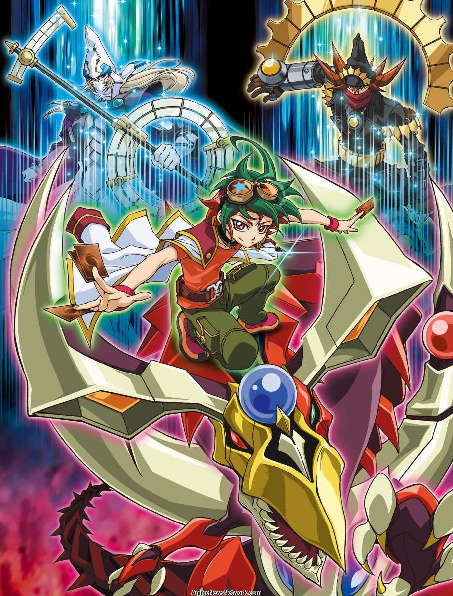 Yu gi oh arc v tv anime news network