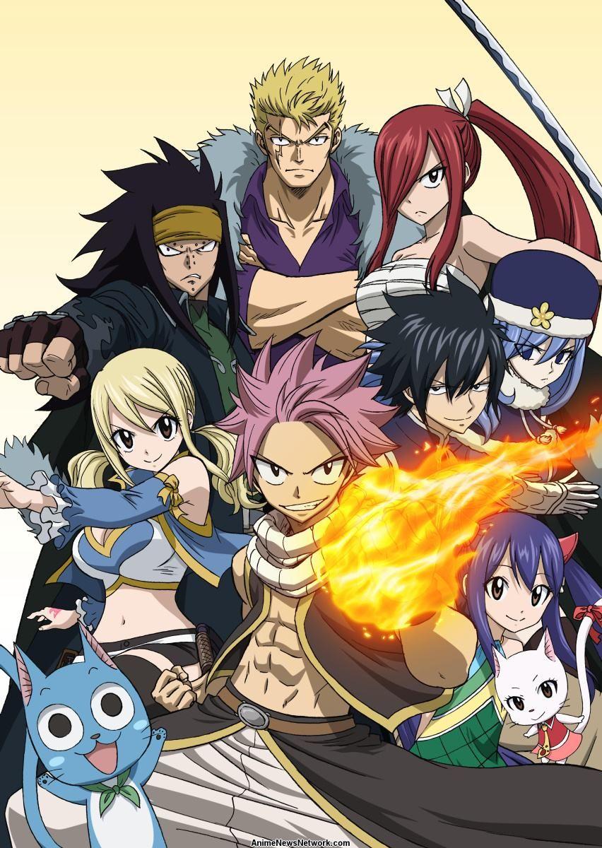 Fairy tail tv 2 2014 anime news network