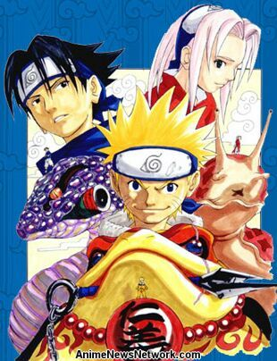 Naruto (manga) - Anime News Network