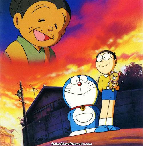 Doraemon: Obāchan no Omoide (foto: Anime News Network)