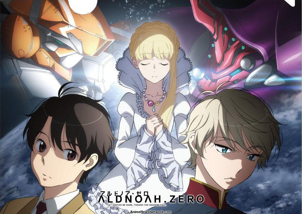 Aldnoah Zero Serien Stream