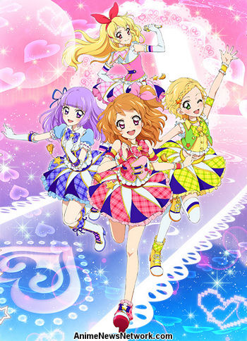 Aikatsu Tv 3 Anime News Network