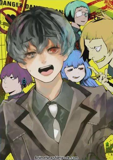 Tokyo Ghoul:re (manga) - Anime News Network