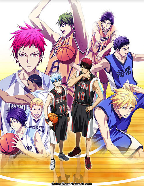 Kurokos basketball tv 3 anime news network kurokos basketball tv 3 voltagebd Gallery