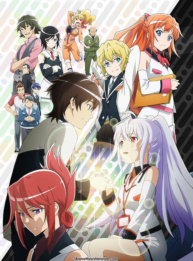 Plastic Memories Tv Anime News Network